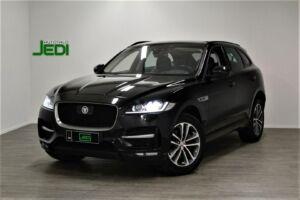 Jaguar F-Pace 30d AWD R-Sport 300HV **KORKO 1,99%** HUIPPUVARUSTEET