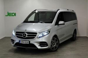 Mercedes-Benz V 250 d 4matic AMG-line 6x paikkanenrek. Pak. auto! a2 keskipitkä