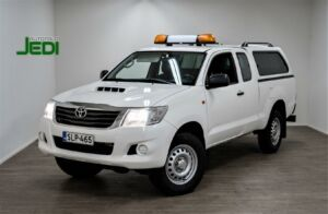 Toyota Hilux Extra Cab 2,5 D-4D 144 4WD Life