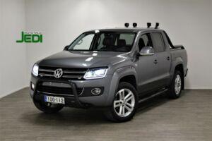 Volkswagen Amarok Highline 2,0 TDI 132 4wd A BMT 2820**Korkotarjous 0,49% + kulut**