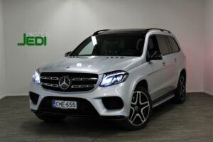 Mercedes-Benz GLS 350 d 4Matic ** 5 paikkanen pakettiauto!**Korkotarjous 0,49% + kulut**