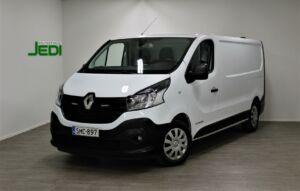 Renault Trafic dCi 125 TwinTurbo L2H1 6,0 m3 Navi**Korkotarjous 0,49% + kulut**
